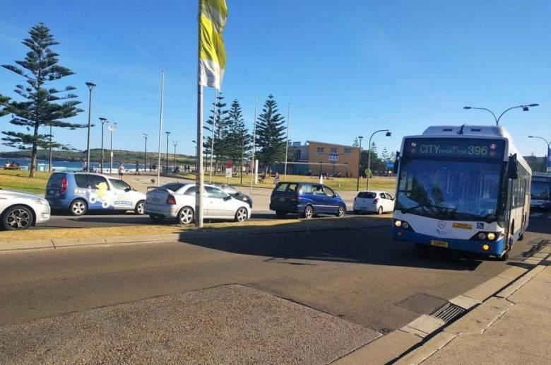 transporte público em Sydney