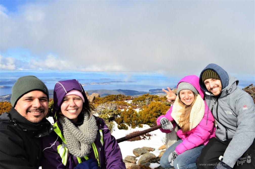 Quanto custa uma road Trip pela Tasmânia