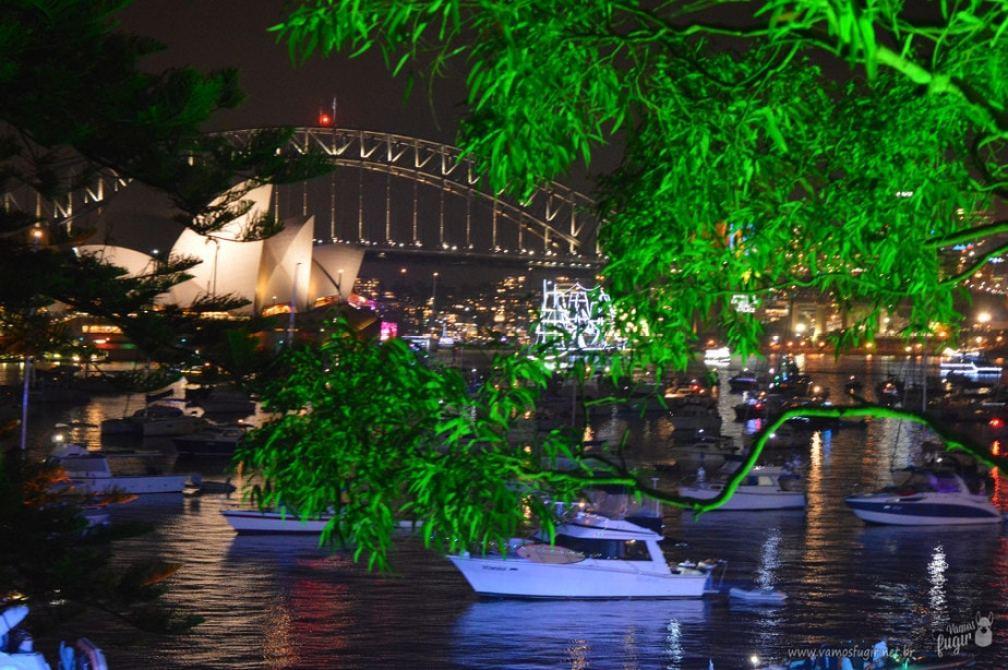réveillon em Sydney