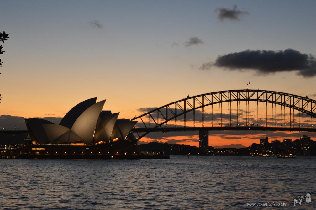roteiro de 5 dias em Sydney