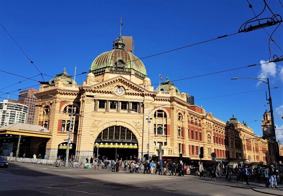 Quanto custa uma viagem para Melbourne
