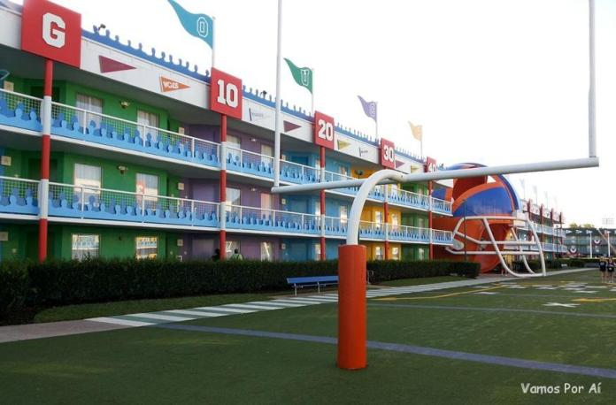 Hotel Disney All Star Sports