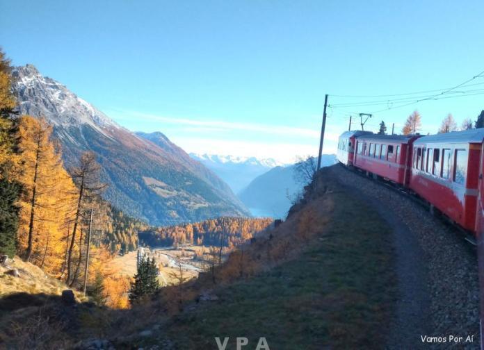 Alpes Suíços: Um passeio Cinematográfico!