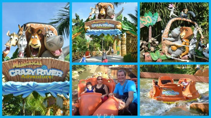Crazy River no Beto Carrero World