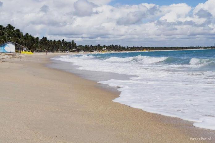 Praia de Maracaípe em Pernambuco 2