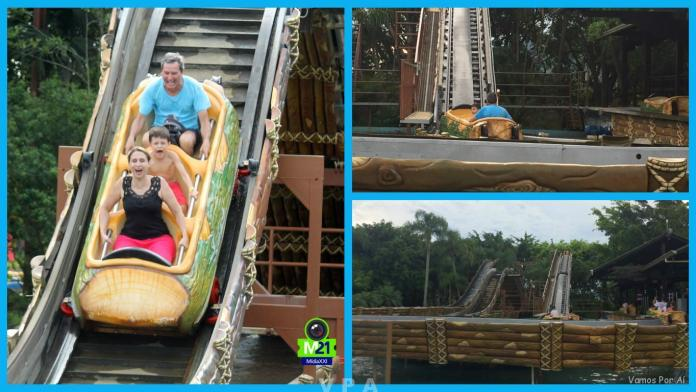 tibum no Beto Carrero World
