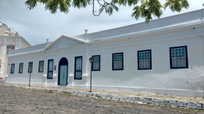 Palácio Conde dos Arcos, pontos turísticos de Goiás Velho