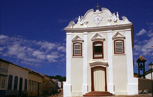 Pontos turísticos da Cidade de Goiás: Museu de Arte Sacra da Boa Morte