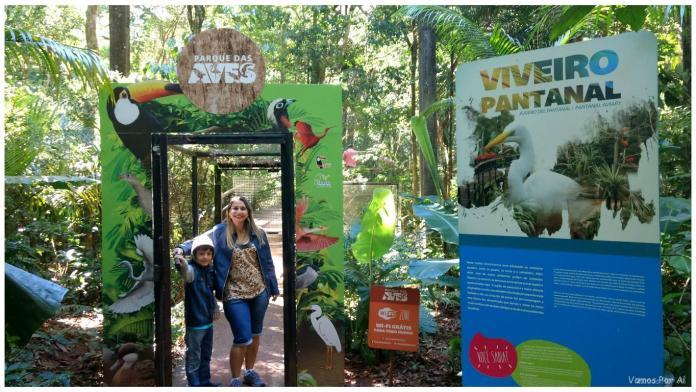Parque das Aves de Foz do Iguaçu 3