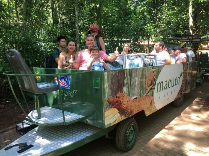 Macuco Safari - Aventura inesquecível 1