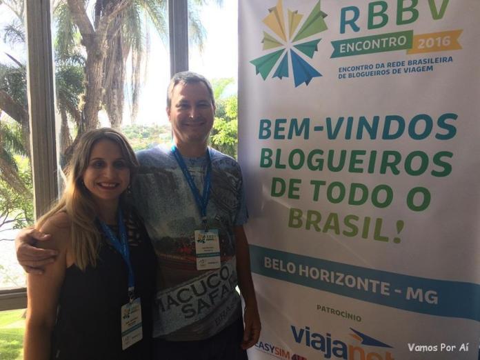 Encontro da Rede Brasileira dos Blogs de Viagens em Belo Horizonte