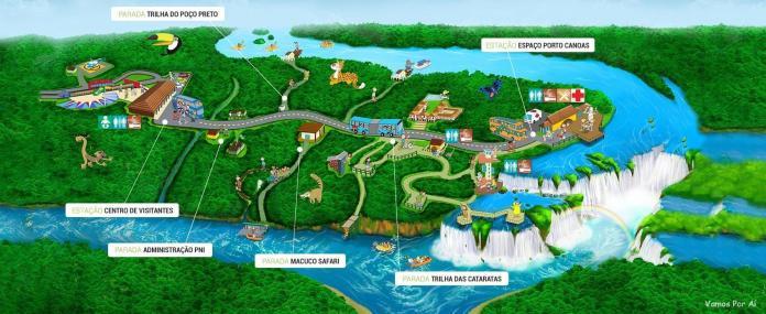 O que fazer no Parque Nacional do Iguaçu 2