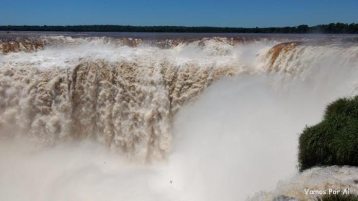 Garganta do Diabo Argentina - passeios na cataratas do iguaçu lado argentino