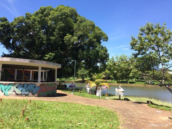 Lago das Rosas - Principais Pontos Turísticos de Goiânia