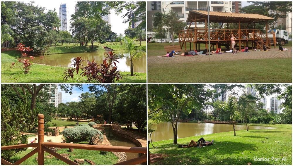 5 Parques em Goiânia que Adoro