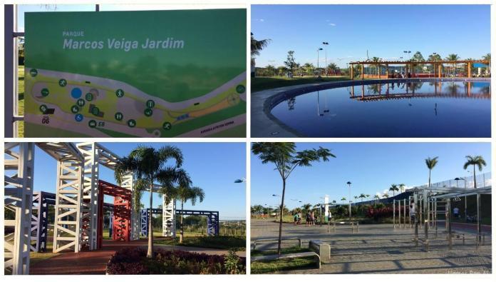 Parques em Goiânia