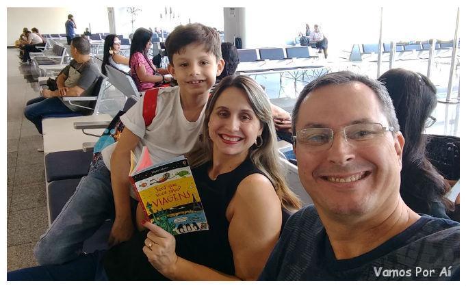 como distrair crianças nas viagens