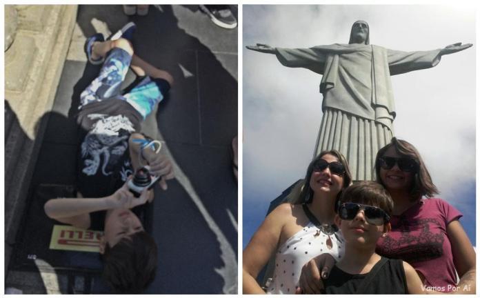Passeios no Rio de Janeiro com crianças: Cristo Redentor