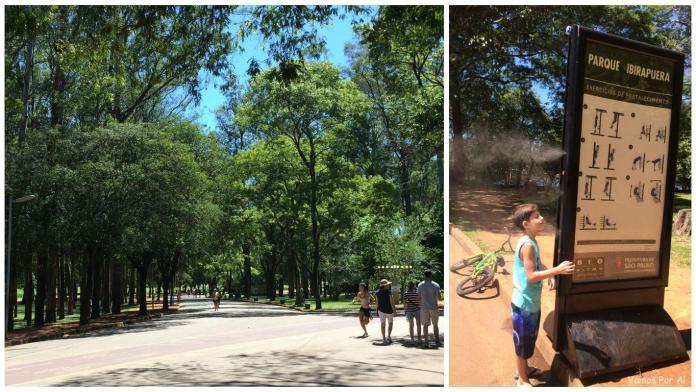 Roteiro em São Paulo em família