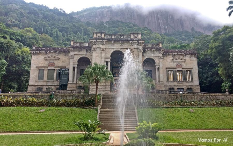 Parque Laje Rio de Janeiro