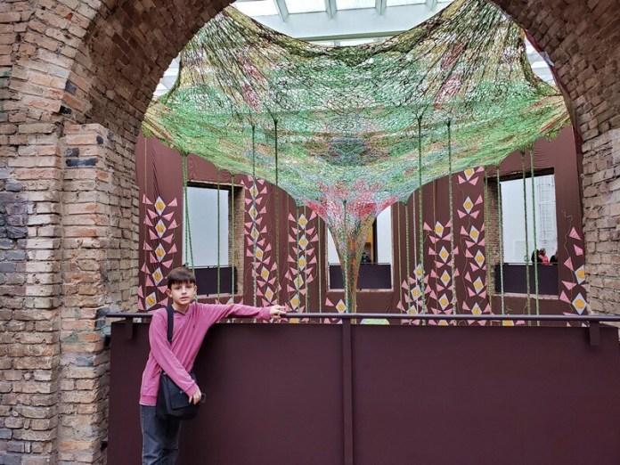 Pinacoteca com crianças: projeto Educateca