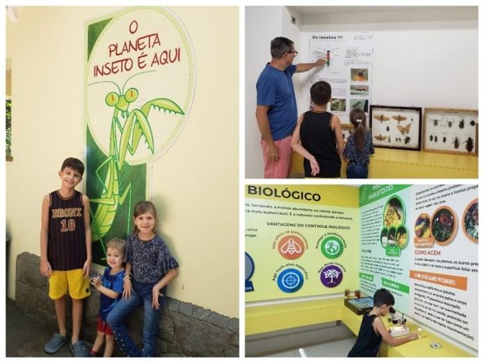 Museu do instituto biológico em São Paulo