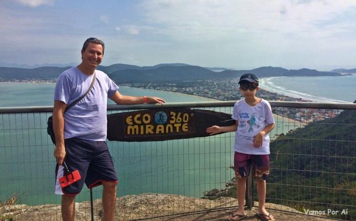 Mirante Eco 360º em Bombinhas