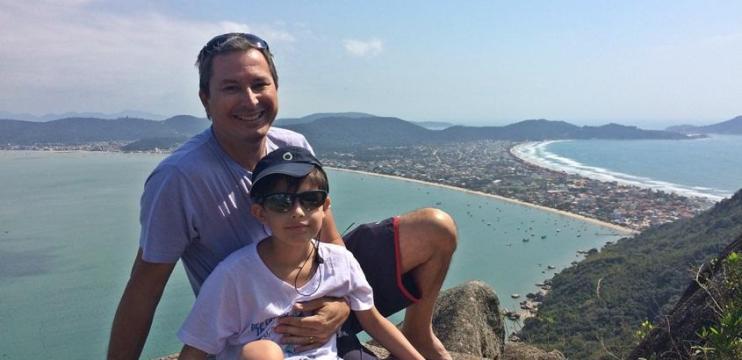 Mirante Eco 360º em Bombinhas: Espetacular