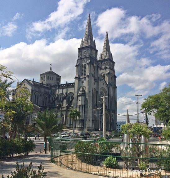 Catedral Metropolitana de Fortaleza no Ceará
