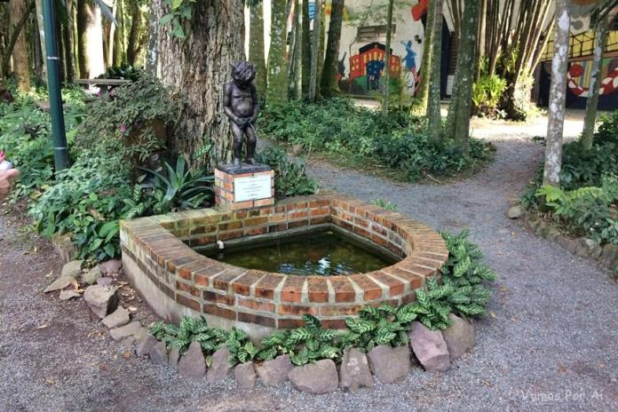 Parque Horto-Botânico Edith Gaertner em Blumenau