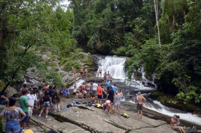 Cachoeira Pedra Branca