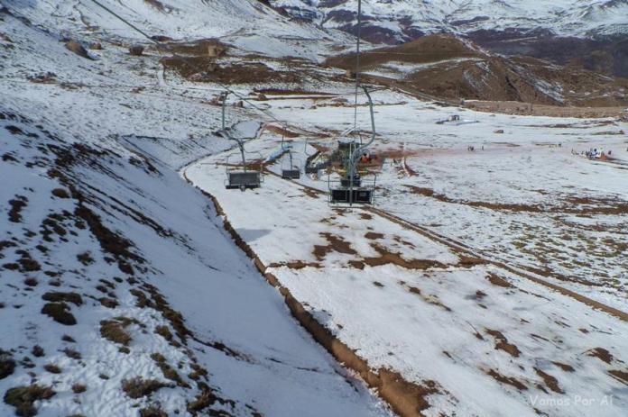 Farellones - destino de inverno no Chile