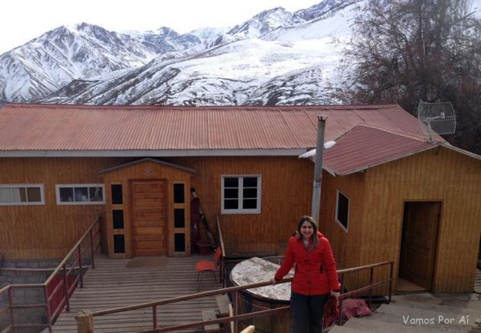 hospedagem em Farellones no Chile
