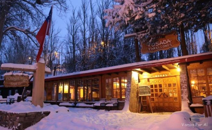 Hotel Pousada Farellones - onde se hospedar em Farellones