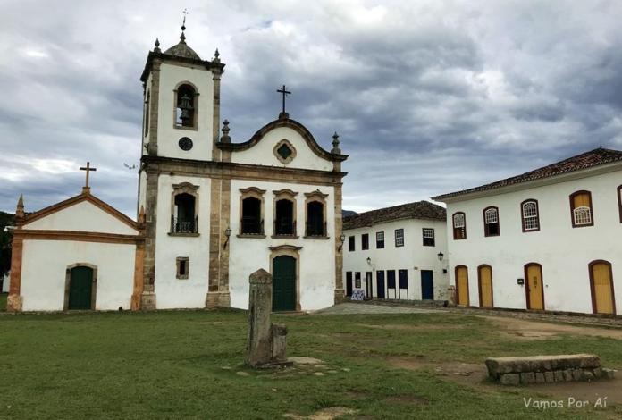 Centro histórico de Paraty Rio de Janeiro