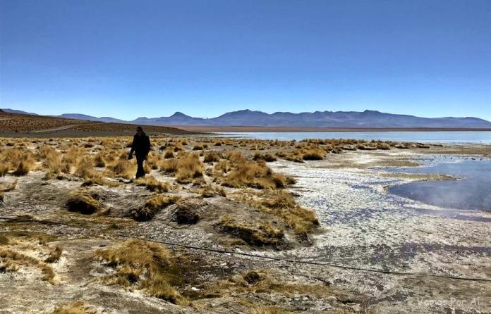 TermasdePolques na Reserva Nacional de Fauna Andina Eduardo Avaroa