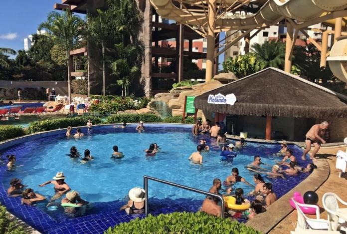 Bar Molhado - Water Park
