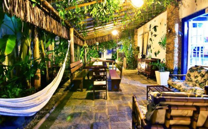 Pousada Jardim das Oliveiras, onde ficar em paraty, hoteis em paraty, pousadas em paraty