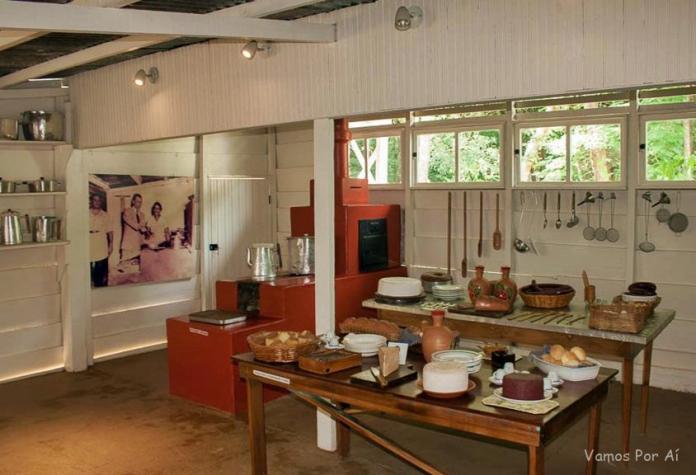 quanto custa ir no museu catetinho em Brasilia