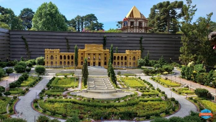 Roteiro em Gramados: Mini Mundo Parque das Miniaturas
