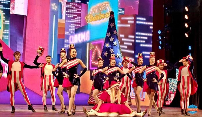 Show Natal pelo mundo no Natal luz em Gramado