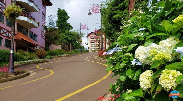 Principais pontos turísticos de Gramado: Rua Torta em Gramado
