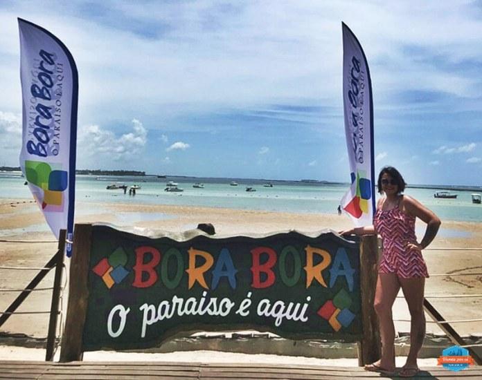 roteiro em Porto de Galinhas PE - Praia dos Carneiros