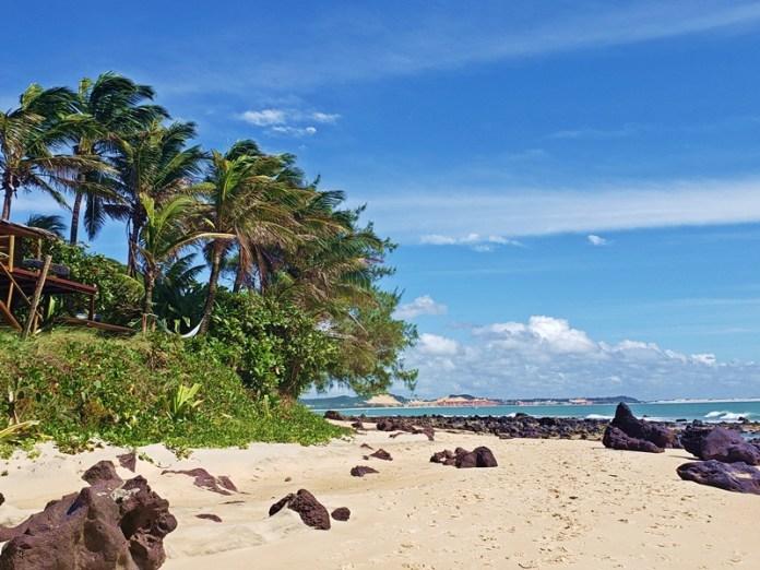 quais as praias mais bonitas de Pipa