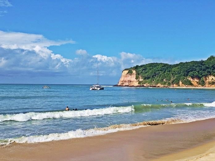 melhores praias de Pipa, como chegar em pipa