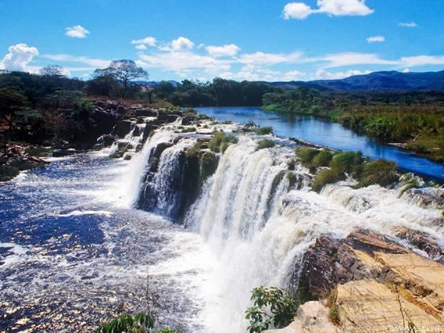 Cachoeira perto de BH - Cachoeira Grande