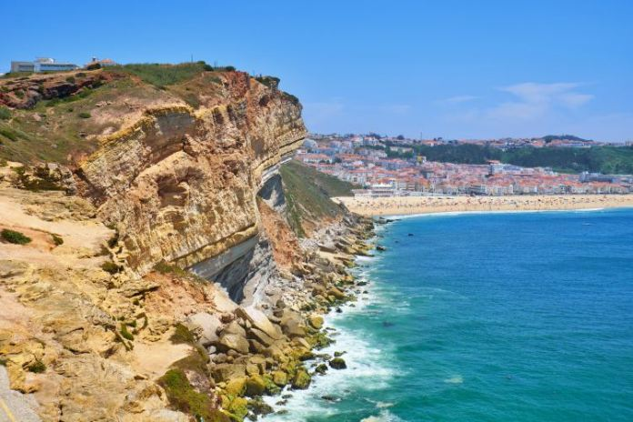 Destinos para curtir a Europa em Nazaré - Portugal, nazaré em portugal,