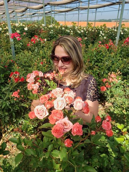 Visita ao Campo de Flores Bloemen Park