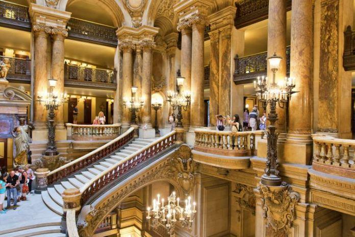 Ópera Garnier, Paris, melhores passeios em paris, o que ver em paris