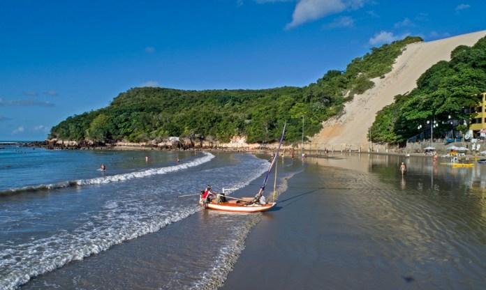 melhores praias do Rio Grande do Norte, praias de Natal, Morro do Careca, Natal